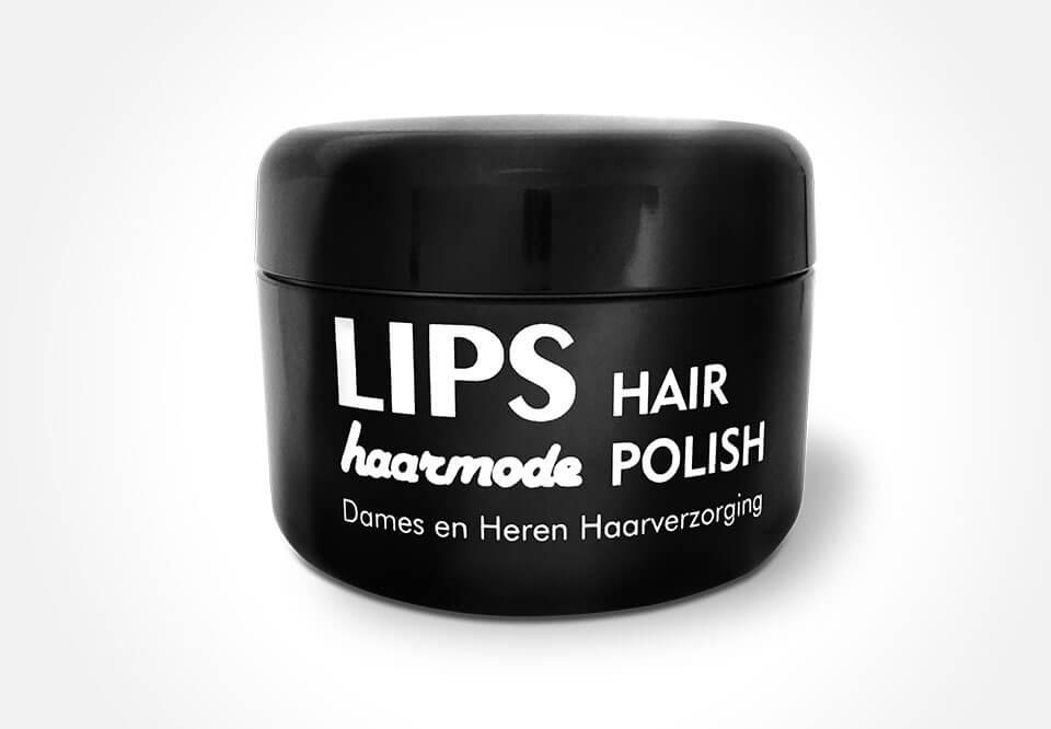 lips haarmode - hair polish